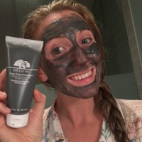 Beauty Review- Origins Clear Improvement Active Charcoal Mask!